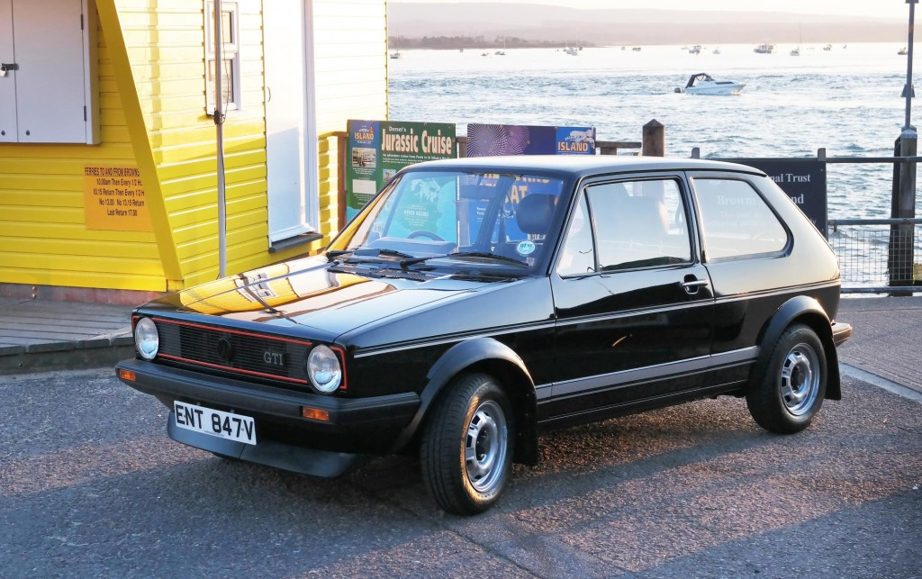 Rare Volkswagen Golf Mk1 Up For Auction Carsifu