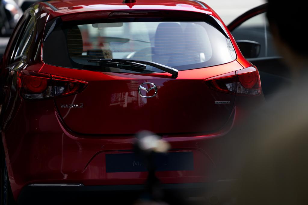 2020 updated Mazda2 (2)