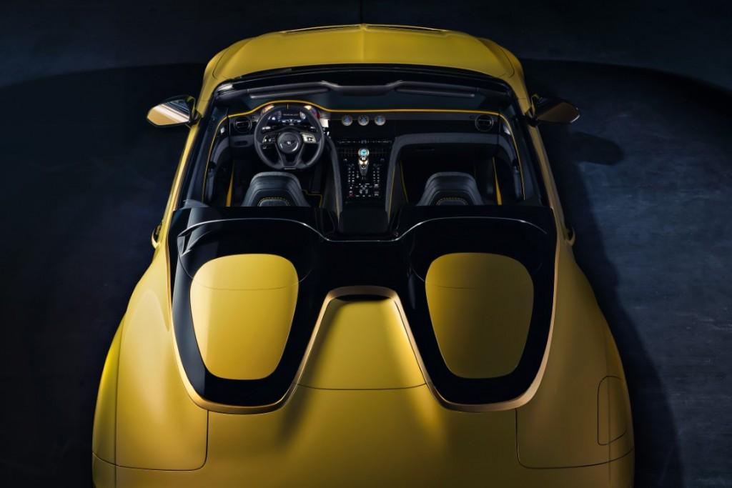 Bentley Mulliner Bacalar - 10a