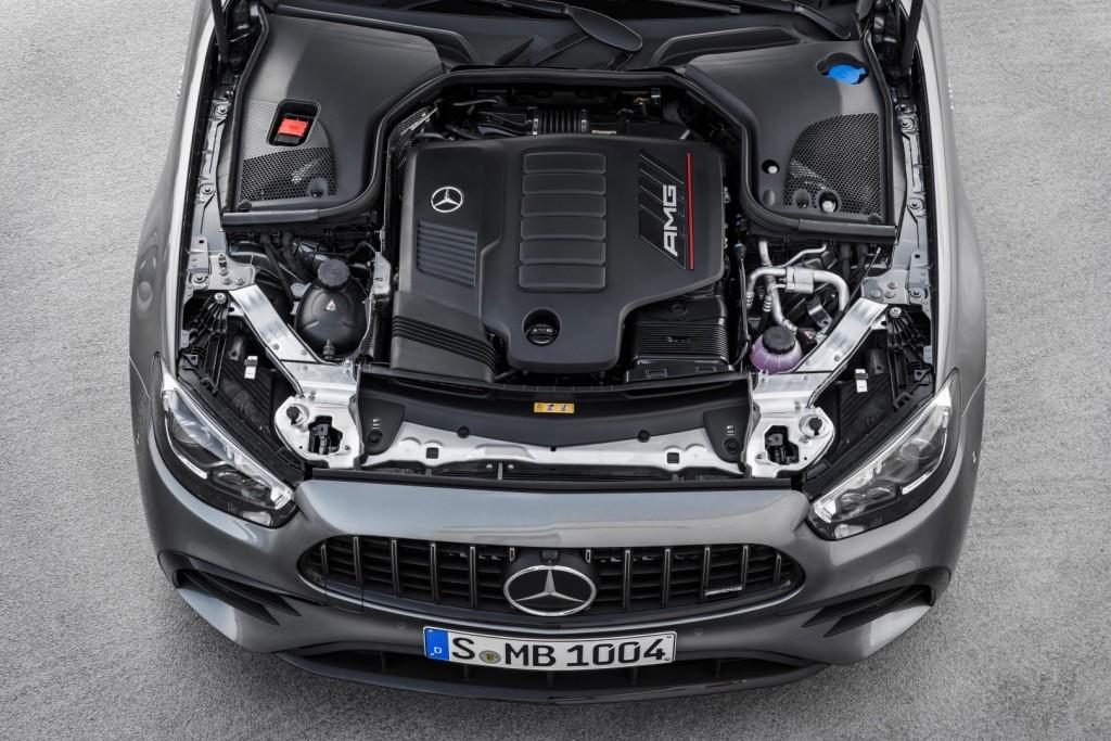 Mercedes-AMG E 53 - 10