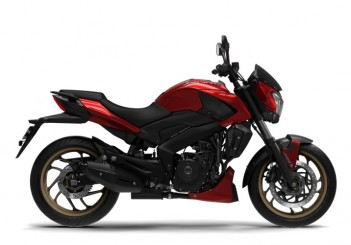Modenas Dominar D400 (Canyon Red) - 01