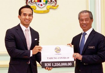 Naza contributes RM1.2mil