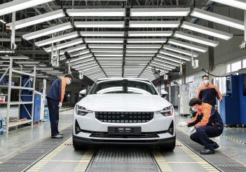 Polestar 2 Luqiao production - 01