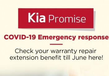 Kia Motors Global Warranty NEW00