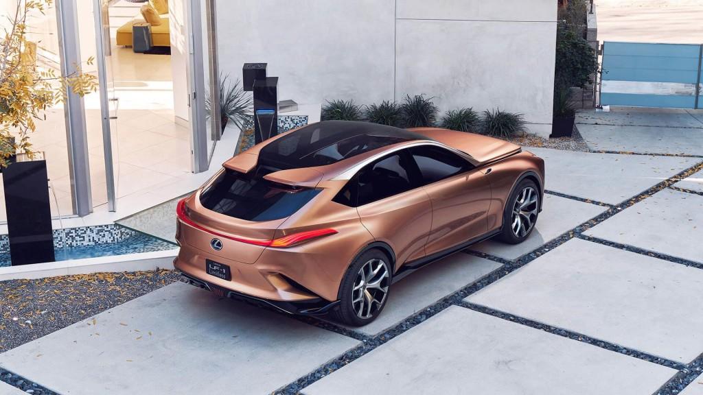 Lexus LF1 Limitless concept - 03