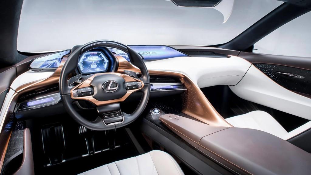 Lexus LF1 Limitless concept - 15