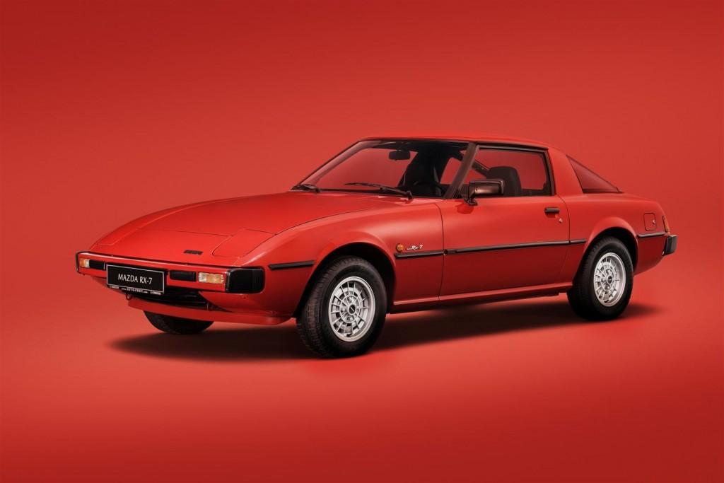 Mazda RX-7 - 01 FB