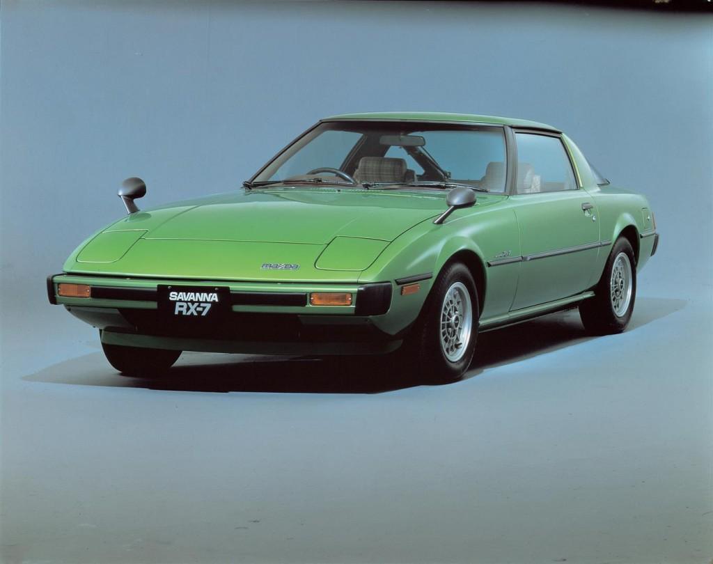 Mazda RX-7 - 02 FB