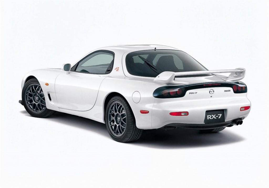 Mazda RX-7 - 06 FD