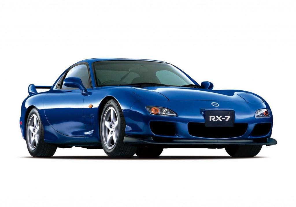 Mazda RX-7 - 07 FD