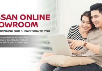 Nissan Online Showroom