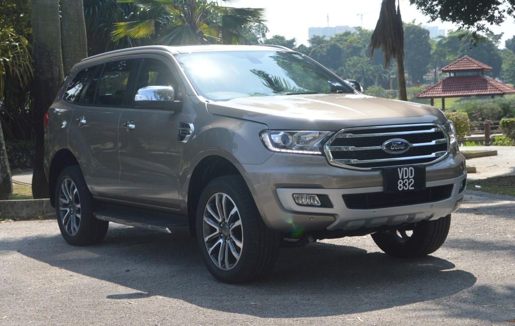 2020 Ford Everest (Titanium AWD) (2)