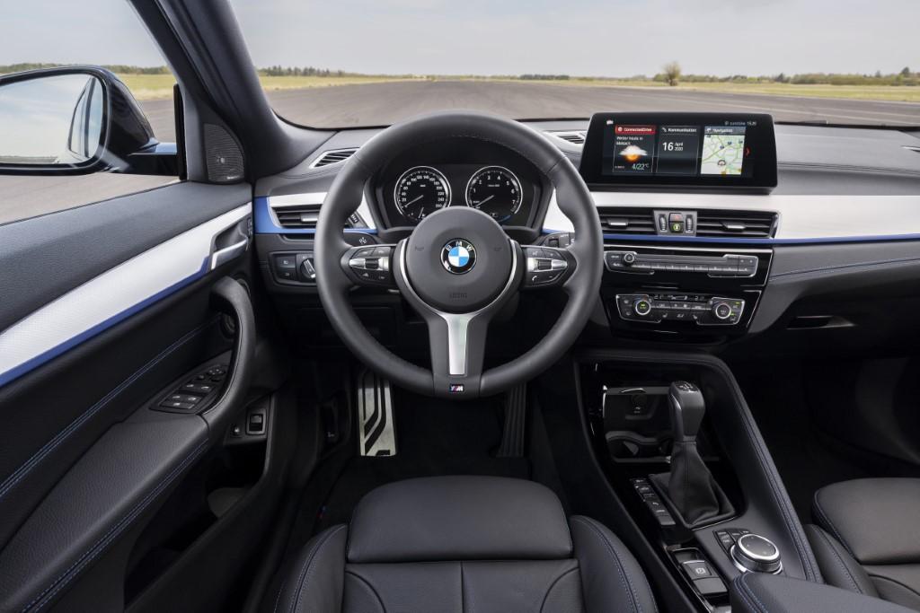2021 BMW X2 xDrive25e plug-in hybrid (5)