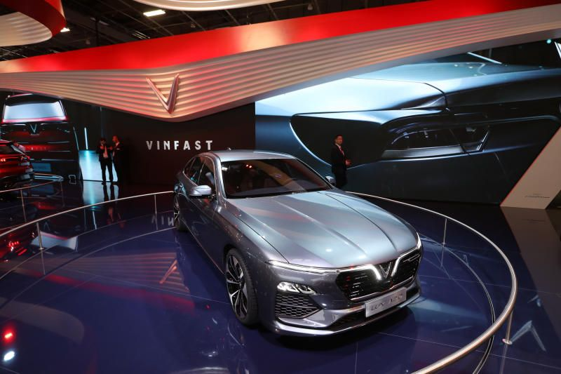 Vietnam S Vinfast To Launch First Electric Car In 2021 Carsifu