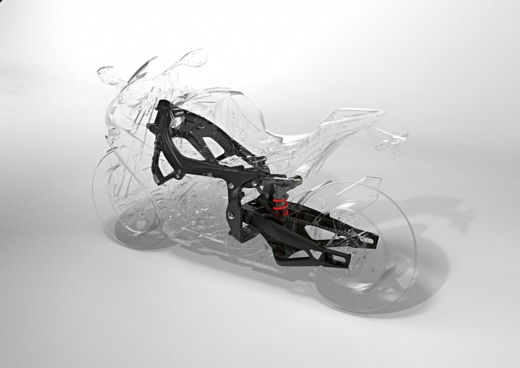BMW S 1000 RR - 16 Flex Frame