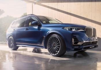 BMW XB7 - 01