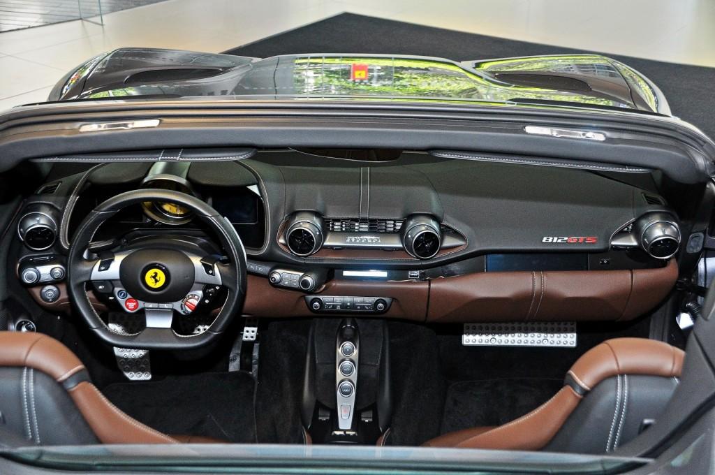 Ferrari 812 GTS - 22