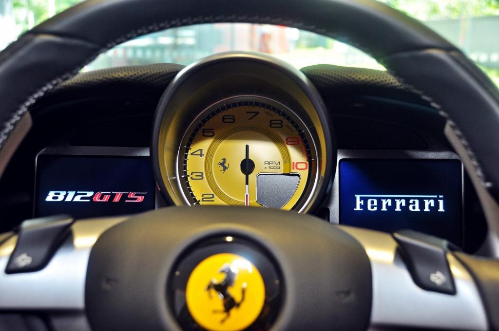 Ferrari 812 GTS - 39
