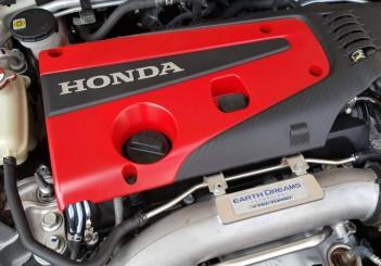 Honda turbo engine