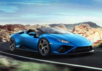 Lamborghini Huracan EVO RWD Spyder - 01