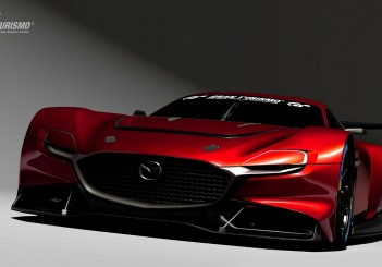 Mazda RX-Vision GT3 Concept - 01
