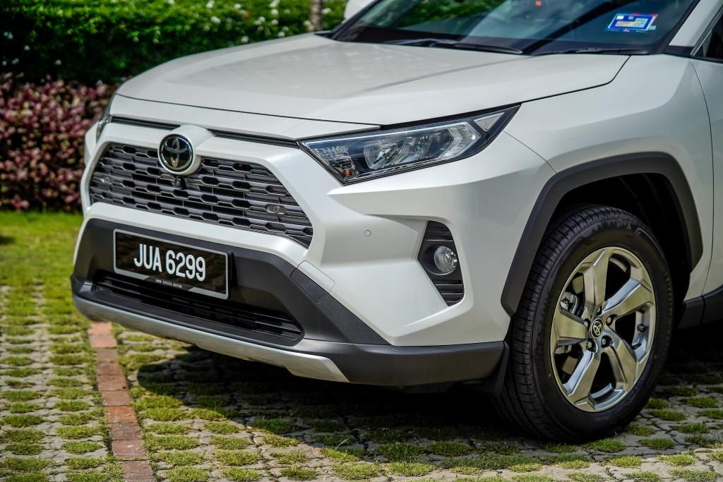 2021 Toyota RAV4 (6)