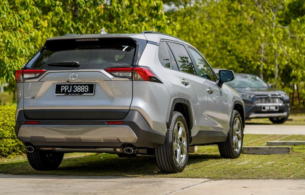 2021 Toyota RAV4 (7)