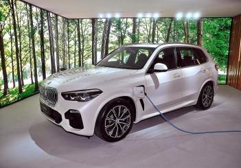 BMW x5 xDrivve45e (G05) - 02
