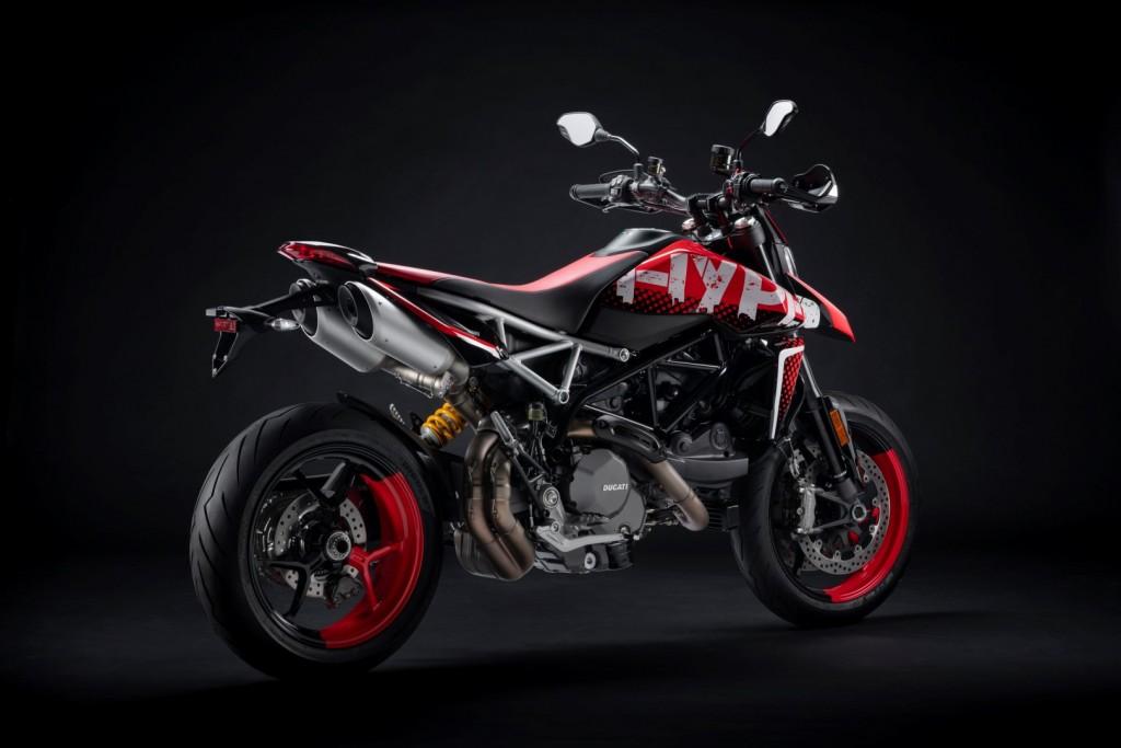 Ducati Hypermotard 950 RVE - 03