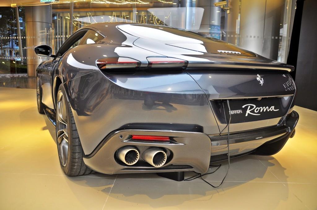 Ferrari Roma - 22
