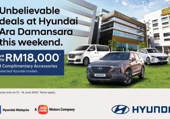 Hyundai Limited Time Special Deal