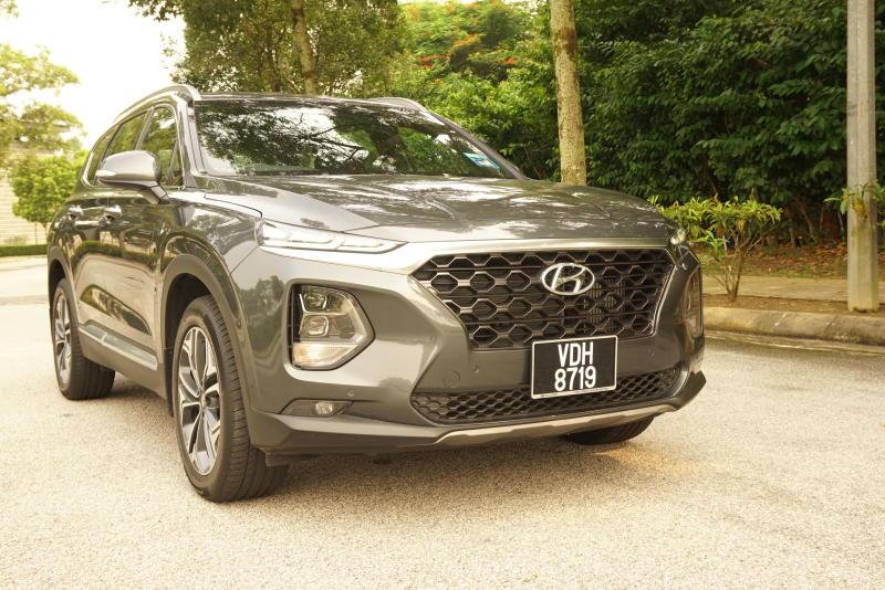 Hyundai Santa Fe R 2-2 CRDi Premium (11)