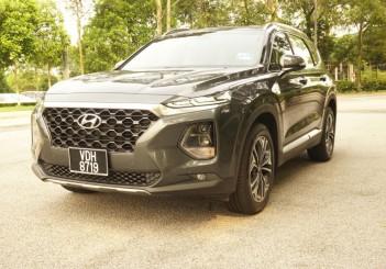Hyundai Santa Fe R 2-2 CRDi Premium (12)