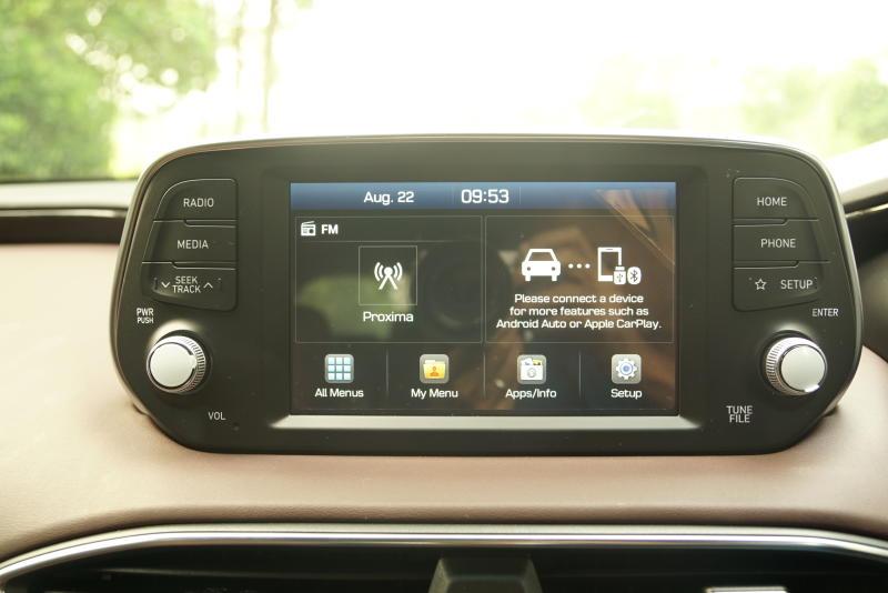 Hyundai Santa Fe R 2-2 CRDi Premium (2)