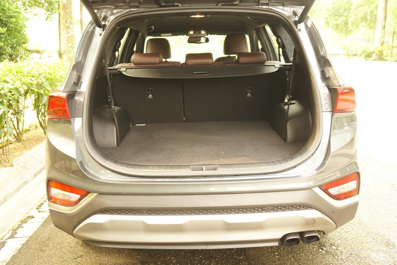 Hyundai Santa Fe R 2-2 CRDi Premium (5)