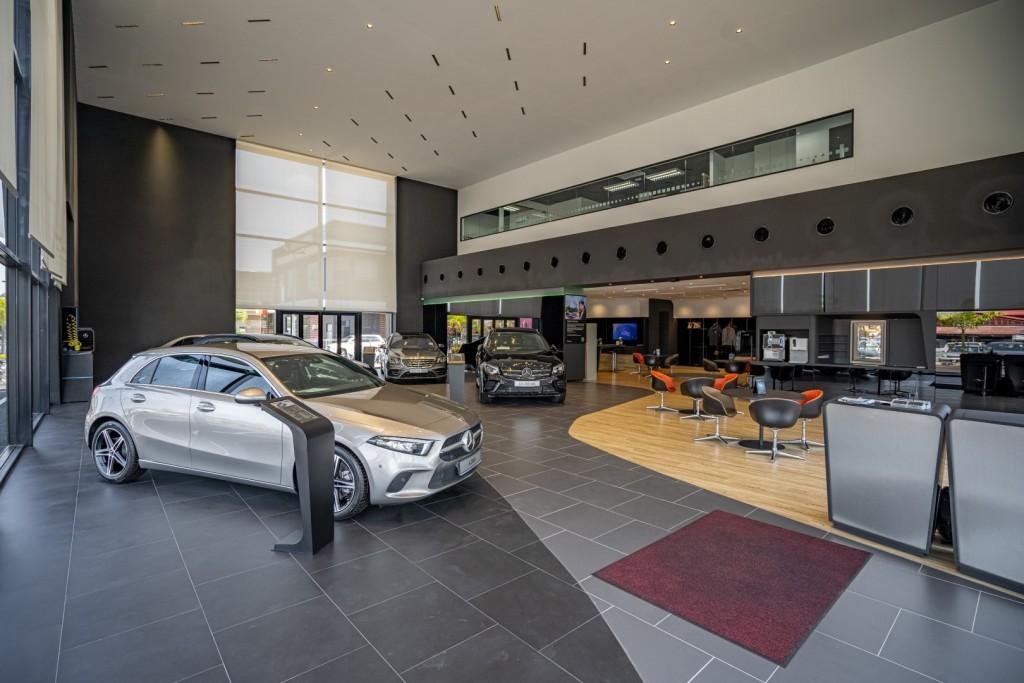 Mercedes-Benz Alor Star Autohaus 3S centre - 03