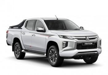 Mitsubishi Triton VGT Adventure X