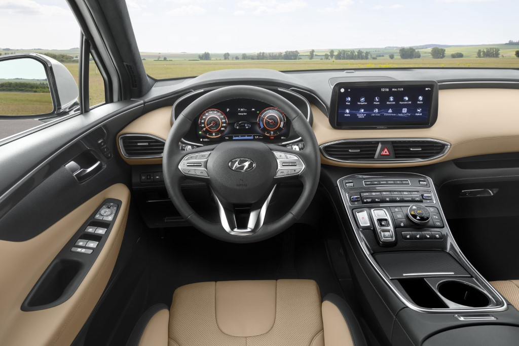 New Hyundai Santa Fe (5) (Custom)