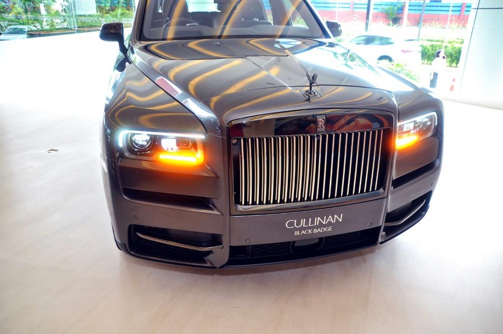 Rolls Royce Cullinan Black Badge - 24