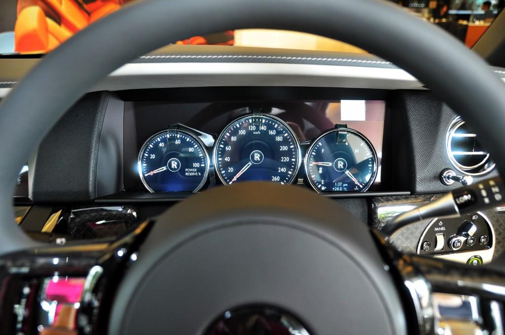 Rolls Royce Cullinan Black Badge - 98