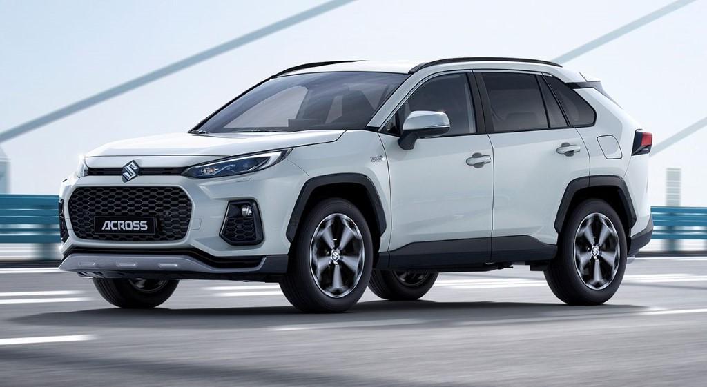 2020 Suzuki  Across PHEV (3)