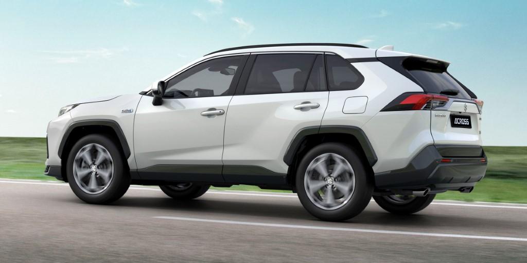 2020 Suzuki  Across PHEV (6)