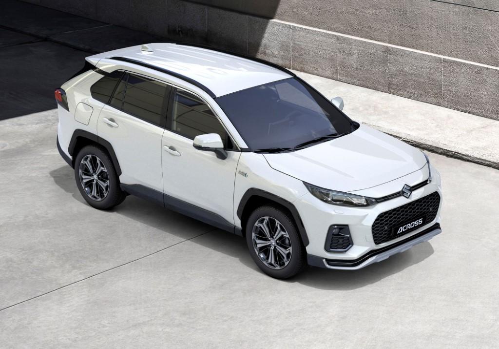2020 Suzuki  Across PHEV (7)