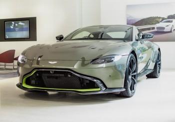 Aston Martin Vantage AMR Malaysia limited edition - 01