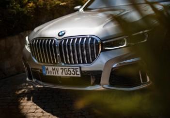 BMW 7 Series (G12)