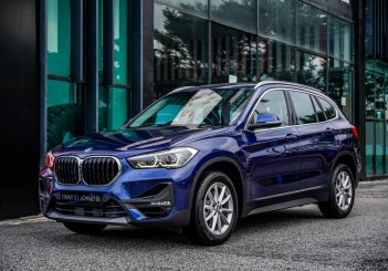BMW X1 sDrive18i (F48) - 01