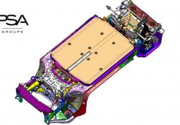 Groupe PSA all-electric eVMP platform - 01