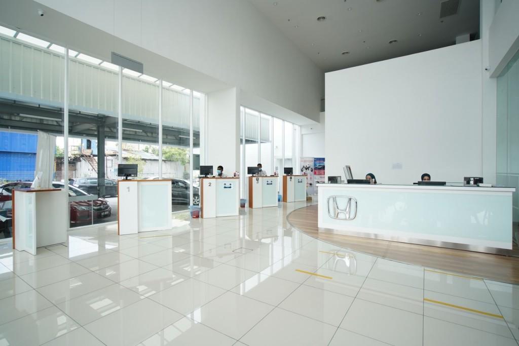 Honda 3S centre - 08