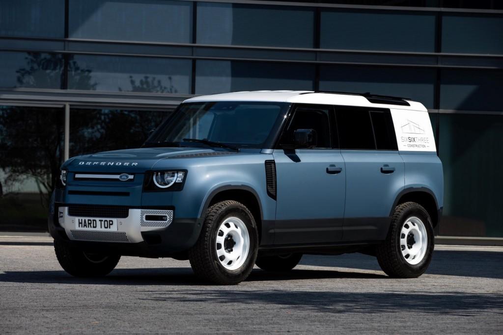 Land Rover Defender Hard Top - 03