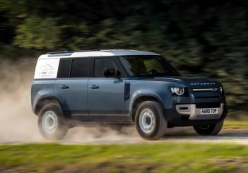 Land Rover Defender Hard Top - 07